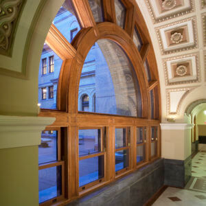 John Adams Courthouse monumental archtop custom new window 079