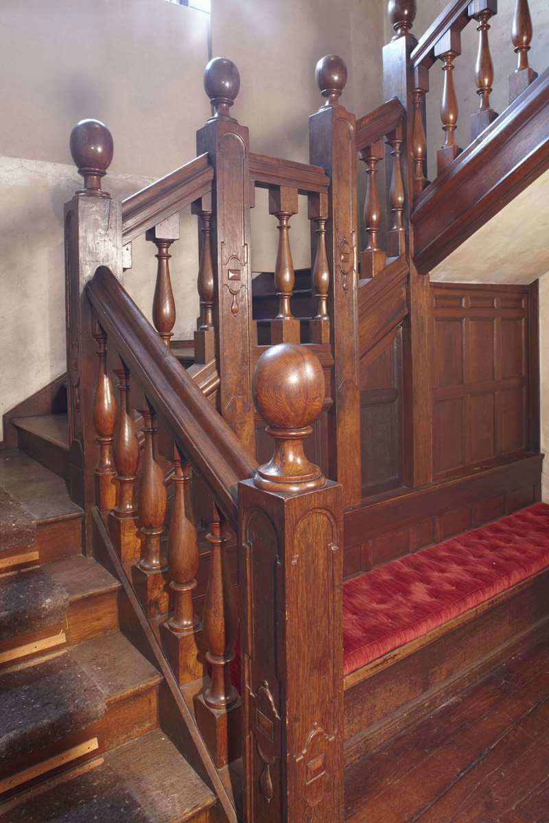 Naumburg-Suite-Harvard-Art-Museums-Detail-stairs-after-reinstallation-and-restoration-to-finishes-RESIZED
