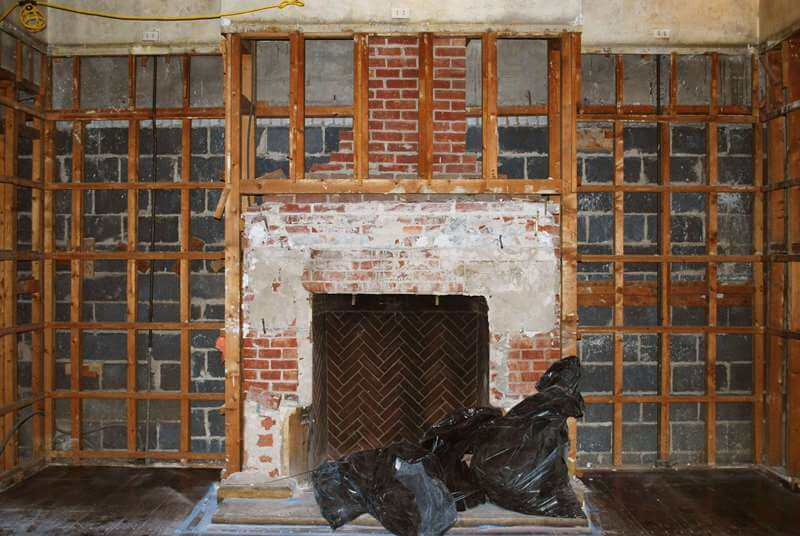Naumburg-Suite-limestone-fireplace-after-dismantling-wood–RESIZED