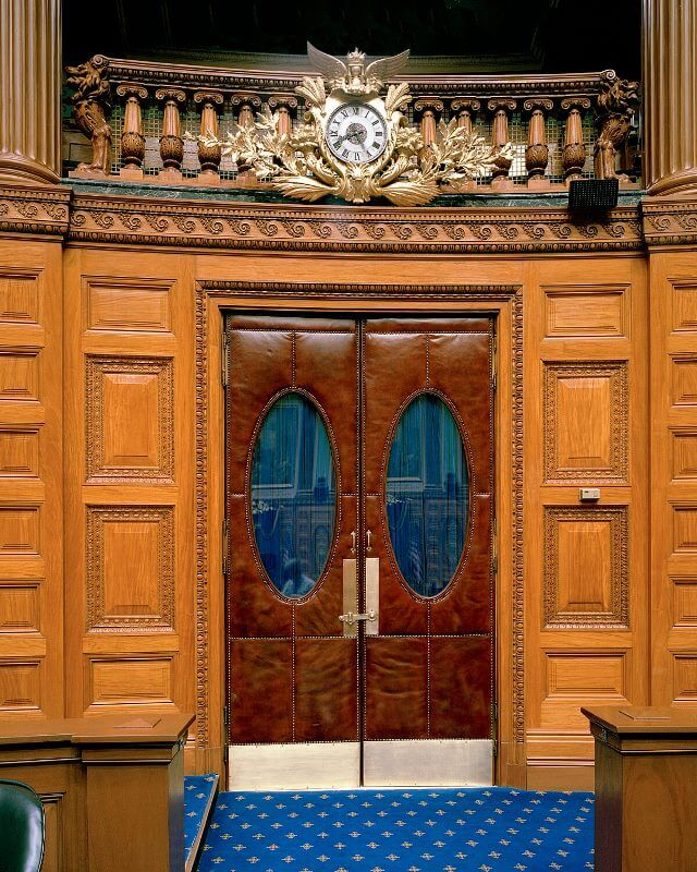 MA House Of Representatives Door Restoration Csgallery
