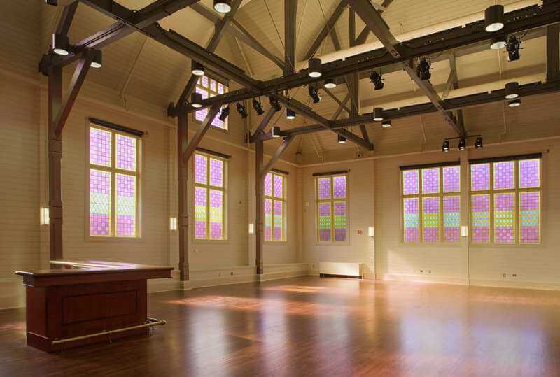 Peikoff-Alumni-House-Gallaudet-University-Interior-siding-windows-csgallery