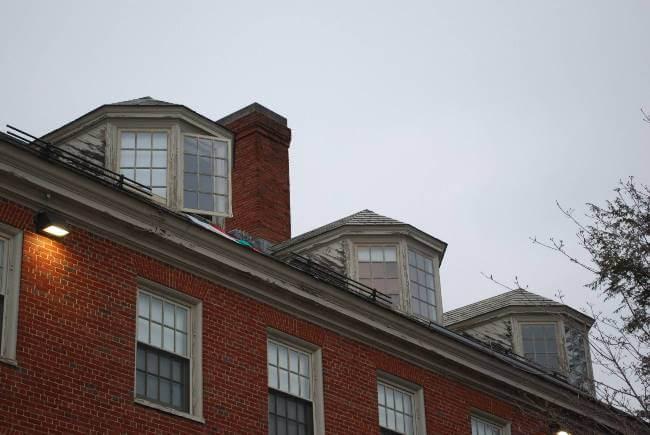 Wriston Hall M Amp A Architectural Preservation Restoration