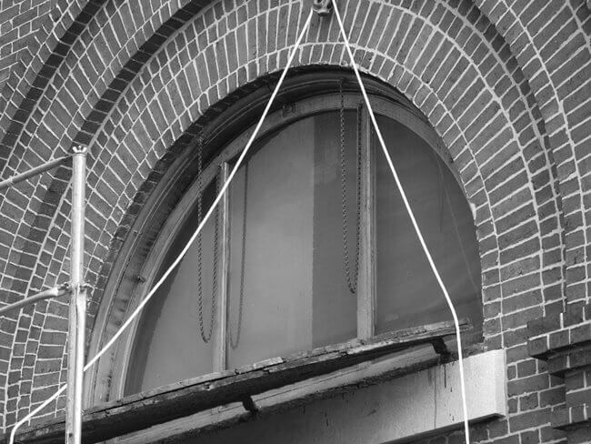 Boston Symphony Hall Clerestory Windows Prior To Restoration 2 Csgallery