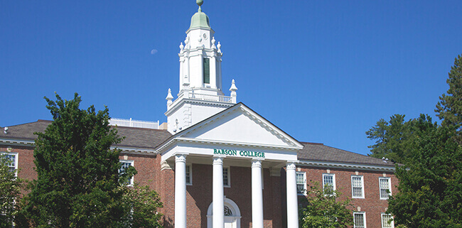 Babson College Sm