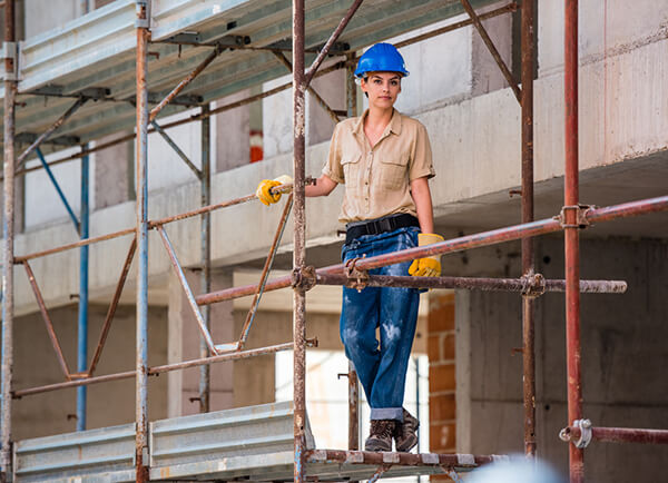 Hard Hats Off To Women In Construction!
