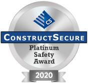 ConstructSecure Safety Award