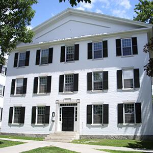Dartmouth College Thornton Hall